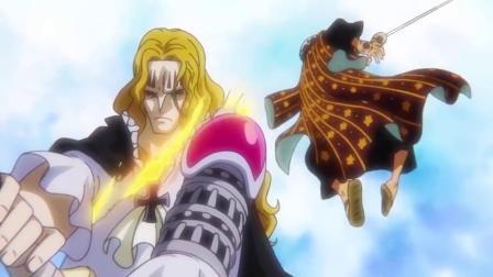 海贼:新旧时代的交替,极恶世代超新星出场,谁会成为下一个王者