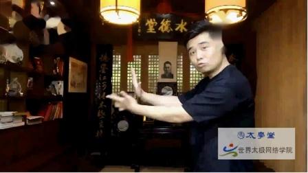 青年太极名家丁岑亮公开课27式杨式太极拳第一讲1起势