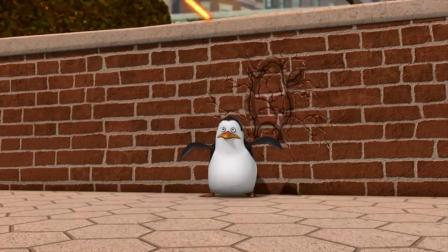 马达加斯加的企鹅:彩色蜗牛展开复仇,拿出武器,企鹅大军抵挡不住