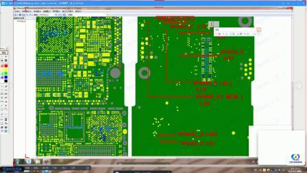 手机维修培训兰德学校 iPhone XS基带电源工作原理及故障维修(二)