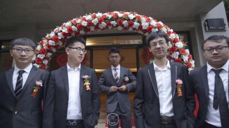 #LU&GE#婚礼快剪 20200926 绿地福朋喜来登酒店「DOFILMS电影工作室出品」