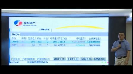 李永强期货操盘实战技术课程商品期货期权技术分析培训班