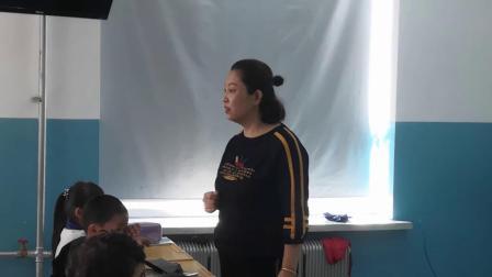 陈巴尔虎旗教育培训中心到民族小学开展教研活动