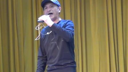 婺剧严州戏迷群聚会迎双节朱建明演唱【老娘亲】20.9.26