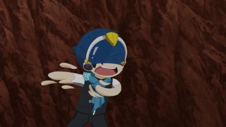 魔幻陀螺:智辉尝试发射,结果却被魅影嫌弃,真是太惨了!
