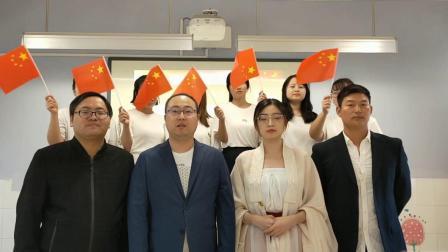 郑州市二七区侯寨二中迎双节文艺汇演