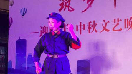 宿迁市凤凰艺术团庆国庆,文艺晚会,摄影天天乐。