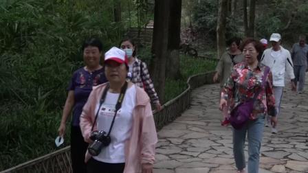 2020年9月36人团三峡行—游古隆中景区
