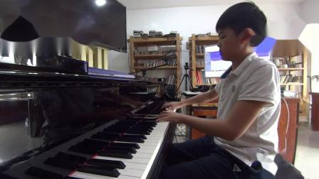 张书达12岁门德尔松第一钢协第1、2乐章玩童娱乐专家忽略MAH00709