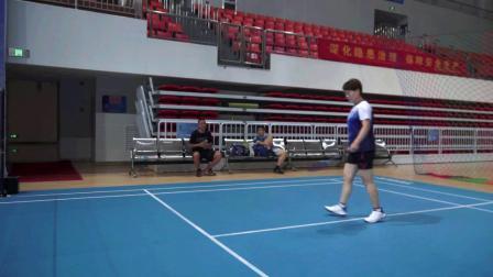 枣庄市第十届全民健身运动会羽毛球比赛滕州老年体协代表队女子单打