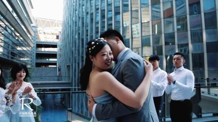 「GAOQINGYU+WANGMIAN」瀚新婚礼快剪  暄影像工作室