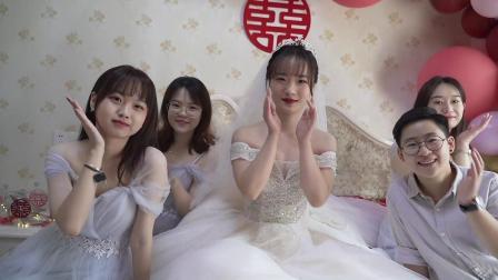 10.2林哲凡&沈梦圆 新婚快乐