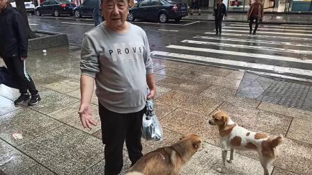 老包谷和他左右二膀在永辉超市门口被郭靓妹偷拍了(VID_20201004_115431)