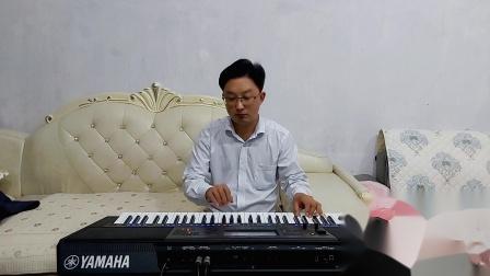 《不知怎么办》电子琴音乐