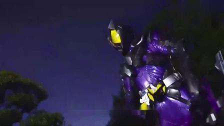 假面骑士:黄金战士瞧不起骑士灭,却被尖刺蝎子打得,满地找牙!