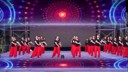 祝福你,盛世中国一2020年迎国庆中秋演示平潭天扬舞蹈团队