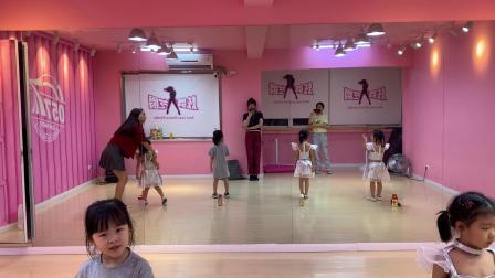 温州SJ炫舞 专业少儿舞蹈培训