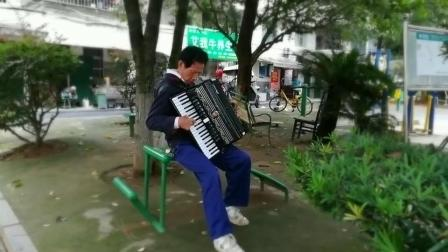 郑建成手风琴独奏《西班牙斗牛士》