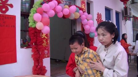 张雄徐瑶婚庆视频