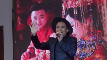 终于目睹了青年歌唱家赵迎的精彩演出