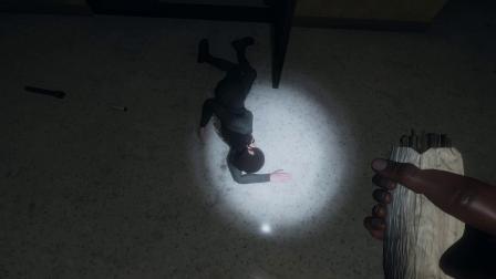 【粉字菌】恐鬼症-遭遇疯人院走廊鬼疯狂猎杀