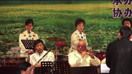清镇市文化馆民族管弦乐队2012年桐梓县比赛实况