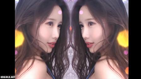 AfreecaTV主播贝拉热舞视频精彩剪辑210415