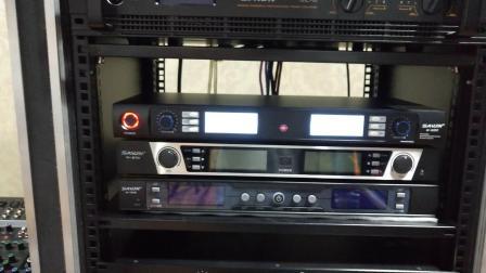 H-602手持话筒对频教程
