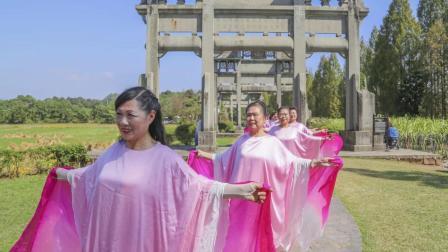 牌坊群下粉黛情-黄山市旗袍艺术研究会活动纪实