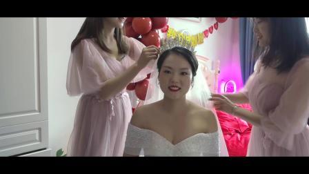 朱杰&赵维维——《眉县喜洋洋婚礼》海南岛·聖和印象直播