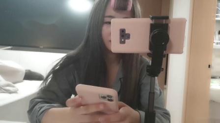 AfreecaTV主播韩志娜20201011完整直播视频录像回放112030