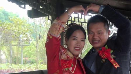 宋显增 李亚运 婚礼2