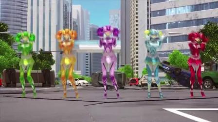 迷你特工队x:外星人竟然正题出动,这次幸亏迷你特工队及时赶到