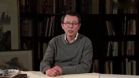 吴鹏芥子园山水画技法教学视频 山水画初学临摹图片 芥