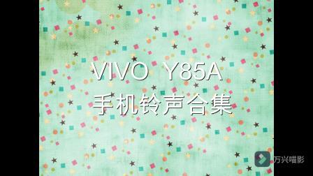 VIVO Y85A 手机铃声合集