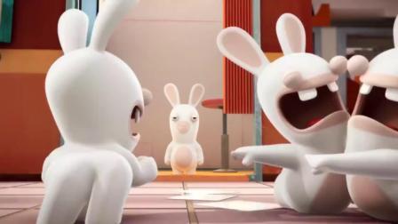 疯狂的兔子:兔子想玩游戏,让同伴找到东西,乱七八糟的全拿!