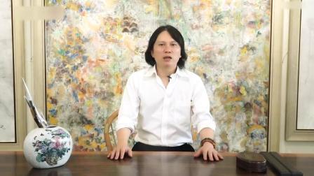简单荷花国画画法 中国画技法的感悟 喜鹊的国画画法视频