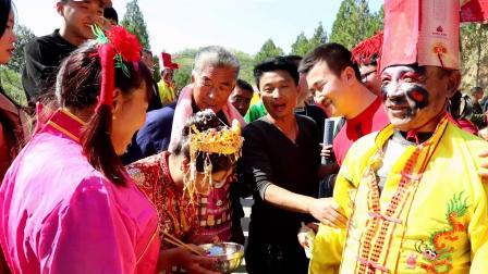 冯贵鸿  武宁  结婚纪念---上集-佳县新华照相馆摄