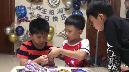 小王玩具—第55期奥特卡包电视卡