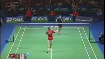 Lee Hyun Ill vs Peter Gade - 2006 All England Open MS SF Highlights