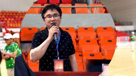 枣庄市第十届全民健身运动会大众广场舞比赛《老百姓的菜蓝子》