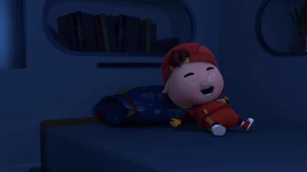 猪猪侠:传说中的激光枪,外形简直太熟悉,这不就是马桶抽!
