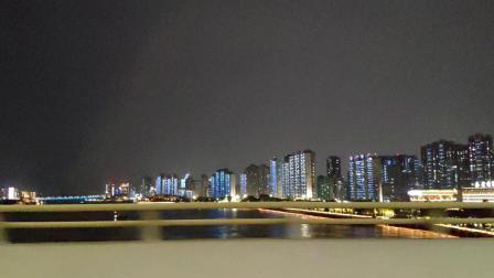 温州瓯江夜景