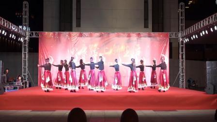 04-盘锦市生态园社区华艺舞蹈队《心上的罗加》2020.10.14