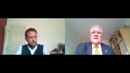 邓迪大学会计与金融理学硕士项目主管Justin Hoff访谈
