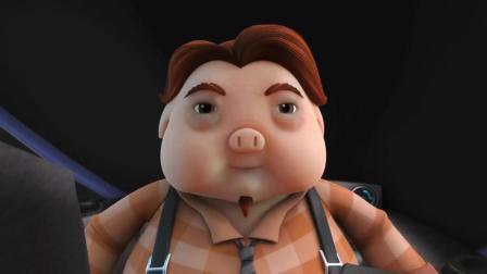 猪猪侠:猪猪侠中毒,解读办法居然是打脸,打的脸都肿了一圈!!