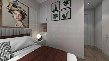 厦门装修公司新房装修设计 三房两厅装修效果图