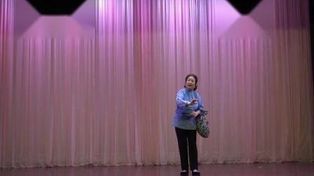 为奴隶的母亲《回家路上》顾芳柳演唱2020.10.16