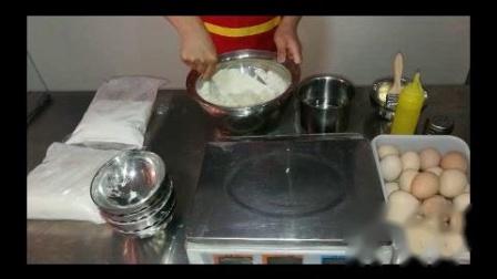 怎样做出鸡蛋汉堡蓬松,鸡蛋汉堡的做法和配料