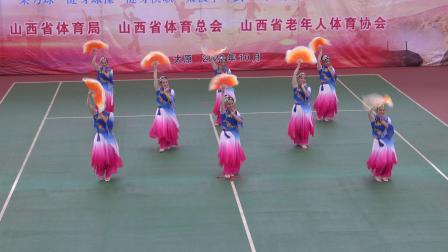 第八套健身秧歌  表演:运城市代表队